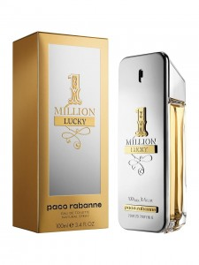 Paco Rabanne 1 Million Lucky woda toaletowa 100 ml