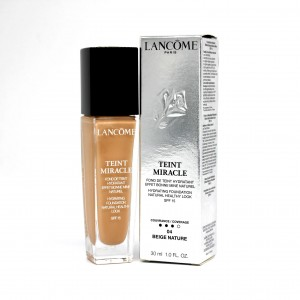 Lancome Teint Miracle 04 Beige Nature 30 ml