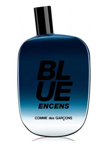 comme des garcons blue invasion - blue encens